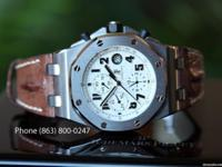Audemars Piguet Royal Oak Offshore Chronograph Safari.