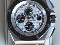 Audemars Piguet Royal Oak Offshore Chronograph White