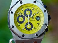 Audemars Piguet Royal Oak Offshore Chronograph Yellow