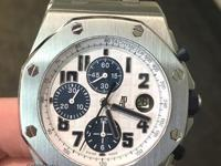 This is a Audemars Piguet, Royal Oak Offshore for sale