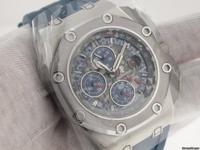 Audemars Piguet Royal Oak Offshore Platinum Schumacher