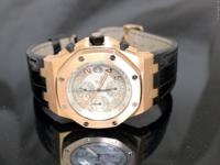 This watch in BRAND NEW condition The Audemars Piguet