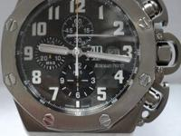 This is a Audemars Piguet, Royal Oak Offshore T3 L.E