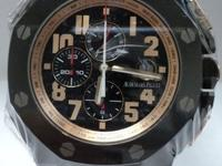 This is a Audemars Piguet, Royal Oak Offshore The