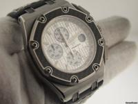 Audemars Piguet Royal Oak Offshore Titanium Montoya