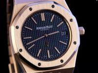Audemars Piguet Royal Oak Rose Gold Extra-Thin Jumbo