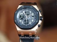 Audemars Piguet Royal Oak Rubber Clad Chronograph Rose