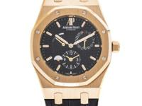 Pre-Owned Audemars Piguet Royal Oak Dual Time