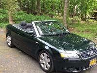 2006 Audi A4 QUATTRO AWD Cabrio 3.0 Convertible all