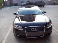 . 2006 Audi A4 in great shape! This car was a gift to
