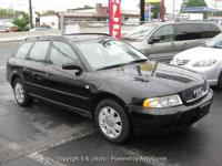 WE ARE OFFERING THIS BEAUTY FOR SALE! ITS A 2000 AUDI