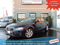 WOW TAKE A LOOK AT THIS BEAUTIFUL 2009 AUDI A4 2.0T