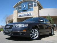 This is a Audi, A6 for sale by Mercedes Benz of