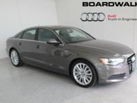 This is a Audi A6 for sale by Boardwalk Audi. The