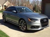 Selling my special ordered 2012 Audi A6 in Quartz Gray