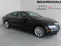 This is a Audi A7 for sale by Boardwalk Audi. The