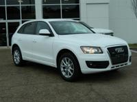 The 2011 Audi Q5 gets a new base engine, the