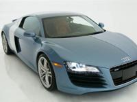 2009 AUDI R8 COUPE EXOTIC CLASSICS IS PLEASED TO