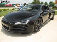 This is a Audi, R8 for sale by Foreign Cars Italia