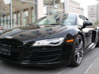 2012 Audi R8 This Audi R8 is a very desirable color