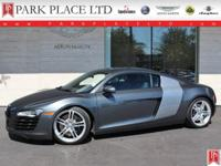 2010 Audi R8 4.2 Quattro, attractively finished in
