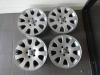 AUDI A6 RIMS  Fit on other Audi And WV Fore sure and