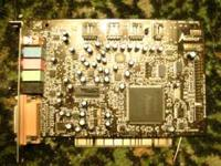 Audigy SoundBlaster HD Card - price negotiable An HD