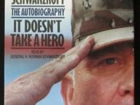 Autobiography of General H. Norman Schwarzkopf on 4
