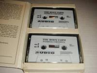 2 AudioTape Set Patricia Cornwell's Body Farm Call Pat