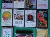 CHRISTMAS Music Audio Cassette Tapes - $.50 (50-cents)/