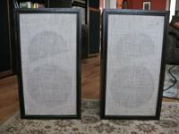 For sale is a pair of Audioanalyst A-100X Speakers in