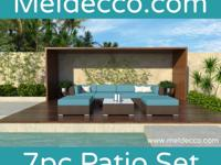 Type: Garden Type: Furniture Patio Furniture is a sleek
