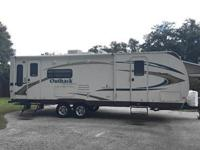 AUS Trailer 2009 Keystone Outback 268RL Travel Trailer,