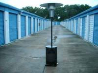 BRAND NEW PATIO HEATER with quartz igniter, 40,000 BTU,