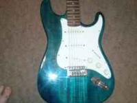 Nice little electric guitar. Its not a Les Paul or
