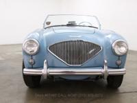 1953 Austin-Healey 100-41953 Austin-Healey 100-4