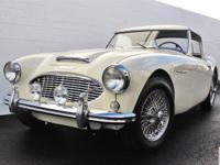 Absolutely gorgeous 1958 Austin-Healey 100-6 BN4