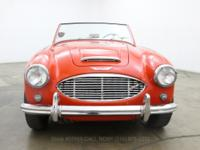 1961 Austin-Healey 3000 1961 Austin-Healey 3000