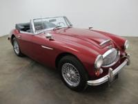 1965 Austin-Healey 3000 Mark III - BJ8 1965