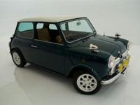 1974 AUSTIN MINI COOPER EXOTIC CLASSICS IS PLEASED TO