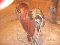 Beautiful Aussie saddle for sale. I am heartbroken over