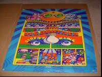 Original and Authentic '68 Rock-Blues Concert Poster;