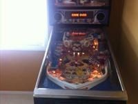 Authentic Classic POPEYE PINBALL MACHINE in WORKING