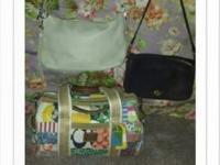 Beautiful Designer Handbags...100% Authentic...price in