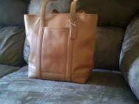 Nice leather coach purse only reason im getting selling