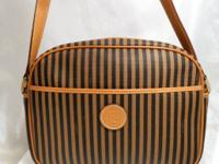 Beautiful vintage fendi authentic SERIAL NUMBER IS 03