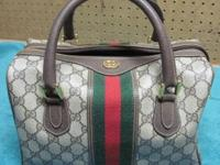 GENUINE GUCCI PURSE FOR SALE! MUST SELL! $400 O.B.O.!