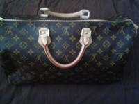Like-New Authentic Louis Vuitton Bag Speedy 40 (Large