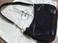 Authentic Prada shoulder bag. Pre-owned. Made in