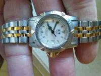 In beautiful condition, authentic Tag Heuer woman's